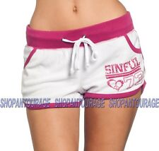 Sinful Lunar 05TP408 New Fashion Track Shorts for Women By Affliction