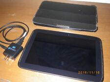 "Samsung Google Nexus 10 Black 10"" Android Tablet 16GB Bundle With Case + Charger"