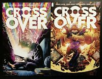💥🚨 CROSSOVER #1 SET OF 2 Cover A Shaw & Cover B Ryan Stegman Gemini NM