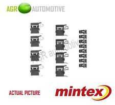 MINTEX FRONT BRAKE PADS ACCESORY KIT SHIMS GENUINE OE QUALITY - MBA1748