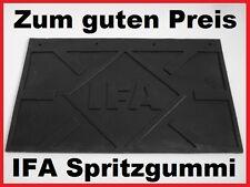 W50 IFA LKW Traktor Spritzgummi Schmutzfänger Spritzlappen = 460 x 290 // NEU