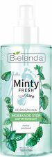 Bielenda Minty Fresh Foot Care Refreshing Antiperspirant Foot Mist 150ml