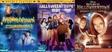 HALLOWEENTOWN New DVD All 4 Films