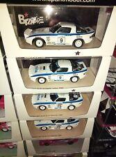BIZARRE 1:43 BZ430 MAZDA RX7 gr. B Rally Acropolis 1985 Carlsson - RARE