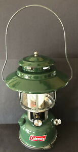 Coleman Model 228 H Mantle Lantern with Accessory Safe