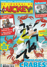 LE JOURNAL DE MICKEY N° 3136 . special JO ; TEDDY RINER REDACTEUR EN CHEF