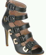 Versace 1969 Milania Heeled Sandals Size 8