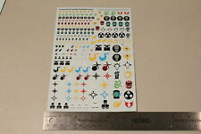 Warhammer and Warhammer 40k Decal Sheets - Multiple Factions / Armies