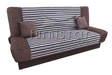 COUCH SETTEE Sofa Bed COCO storage BONELL SPRINGS wersalka polskie wersalki