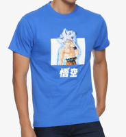 Champion Dragon Ball Z ULTRA INSTINCT T-Shirt NEW Authentic & Official RARE!!!