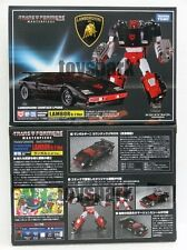 Transformers Takara Tomy Masterpiece Mp-12g G2 Black Ver. Sideswipe