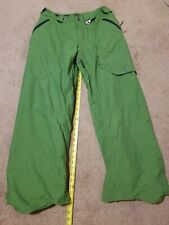 OAKLEY ICON Pro Ski Snowboard Men's Med Winter Insulated Adjustable Waist Pants