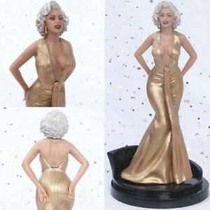 18cm Marilyn Monroe Statue PVC Sexy Figure Collectible Model Toys Geschenk