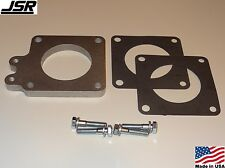 86-93 Mustang GT & LX 5.0 Throttle Body EGR Spacer Delete Plate Kit 1/2in X 70mm