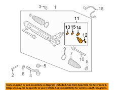 AUDI OEM 05-12 A4 Quattro Steering Gear-Converter 8E1998317A