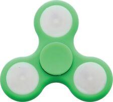LED Spinner Green      Brand: Novelty Cutlery     Item Number: NV297