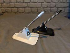 Flexible soporte para ratón Cordón Elástico Cable Cable Organizer Clipper línea Fijador Ratones