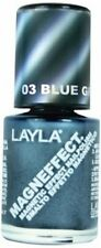 Layla Magneffect Nail Polish, Blue Grey Flow, 1.9 Ounce