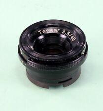 Rollei 35 Lens/Shutter Assembly - Tessar 3.5/40mm