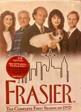 Frasier: The Complete First Season  4 DVDs  FACTORY SEALED