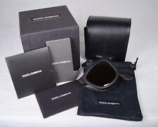 Dolce & Gabbana D&G 6089 502/73 Sunglasses Folding Dark Brown