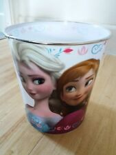 Disney frozen white bedroom bin bnwt