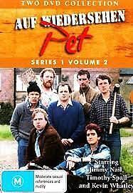 Auf Wiedersehen, Pet: Series 1 Volume 2 | DVD TV Series | Jimmy Nail, Tim Healy