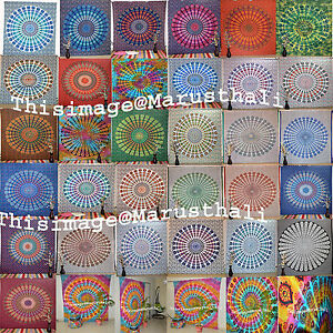 Mandala Tapestry Hippie Tapestries Indian Wall Hanging Gypsy Boho Home Decor Art
