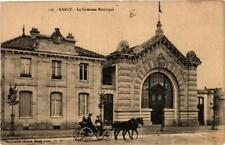 CPA Nancy Le Gymnase Municipal (680588)