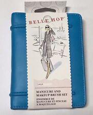Belle Hop (7650) Manicure And Makeup Brush Set