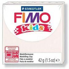 Pâte FIMO Kids Blanc n° 0 42gr - Neuf