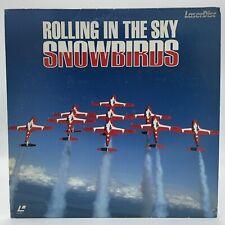 Rolling In The Sky Snowbirds Laserdisc
