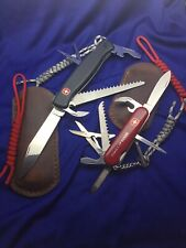 Lot 2 Swiss Army Knife WENGER  130 mm / 85 mm