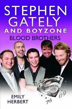 """Stephen Gately and """"Boyzone"""" - Blood Brothers 1976-2009 By Emily Herber"""