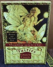 """""""Healing with the Fairies"""" - Doreen Virtue, Ph.D. - 44 Cards & Booklet - 2001"""