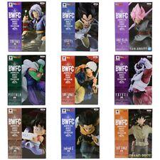BWFC Dragon Ball Z Banpresto World Figure Colosseum 2 - Set of 9 Figures