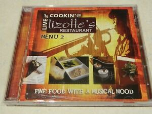 Various Artists Live & Cookin' @ Lizottes Menu 2 CD [Australian Country]