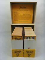 Trivial Pursuit Genius II Edition 1986 2x Boxes plus entertainment edition set