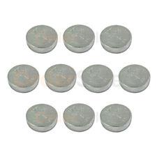 10-Pack SR626SW 377 376 AG4 LR66 LR626 1.5V Silver Oxide Watch Button Battery