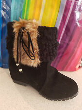 Unbranded Solid Ankle Boots for Women