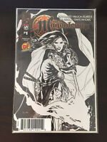 Magdalena #1 2010 Dynamic Forces exclusice Cover Ryan Sook 1/1000 COA Sealed NM-
