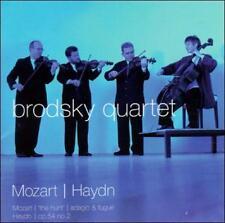 Mozart: The Hunt; Haydn: Op. 54 No. 2 (CD, Silva America)