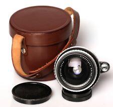 Carl Zeiss Jena Flektogon 2.8/35 lens Exakta mount ***EXCELLENT*** #0832