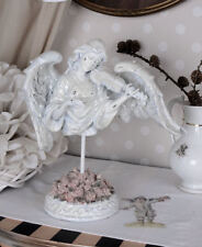 GRACEFUL ANGELO & STRUMENTO STORIA D'AMORE PUR SHABBY ANTICO