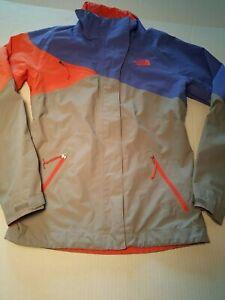 Women's The North Face Winter Ski Snowboard Jacket Size XS Interchange 2 in 1