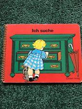 Ich suche, Pappbilderbuch, Carlsen Verlag 1977