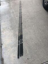 "3 Penn Power Stick Downrigger PD 3886 8'6"" Med 8-20lb Half Fishing Pole"