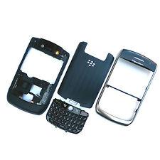 100% authentiques Blackberry 8900 Curve logement + clavier + boutons latéraux + housse de batterie