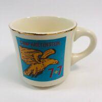 Vintage Camp Krietenstein 77 Boy Scout of America Coffee Tea Cup Mug