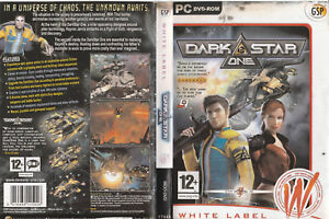 DARKSTAR 1: PC GAME ON DVD WITH FREE/QUICK POST